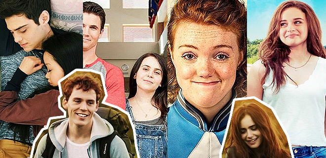 TOP 5: Os melhores filmes de romance adolescente para maratonar na Netflix!