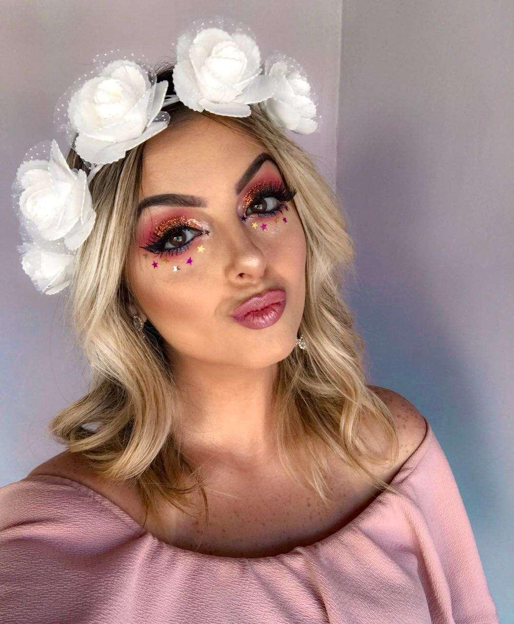 maquiagem carnaval 2018
