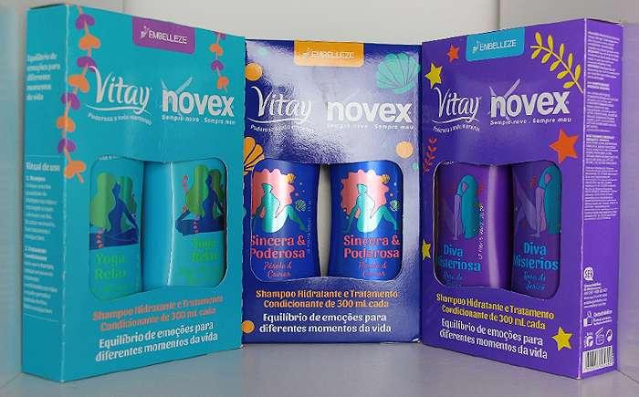 embelleze linha vitay shampoo e condicionador 2