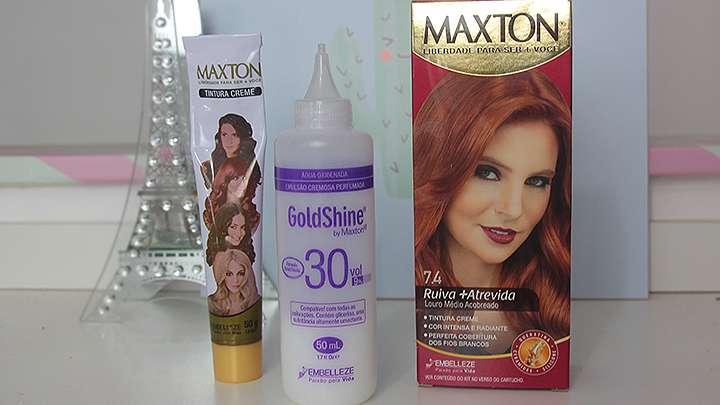 pintar o cabelo em casa com maxton embelleze 2